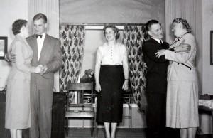 Vaimoni kansaedustaja 1956