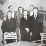 1950-51 Meripojat maalla