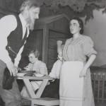 1954-55  Häät Rymaättylässä