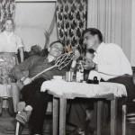 1956-57  Vaimoni kansanedustaja